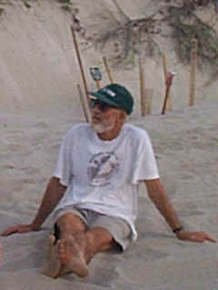 Peter Mack - the Conservationist who protects the turtles